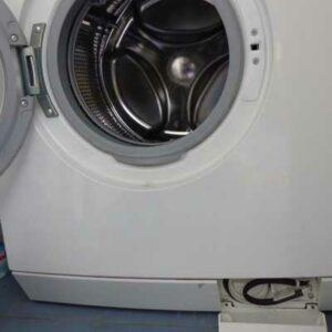 pluizenfilter van je wasmachine schoonmaken