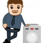 wasmachine-verkoper