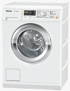 Miele WDA110 - miele wasmachine review