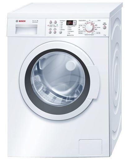Wasmachine review bosch WAQ28363NL