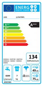 aeg l76479nfl energielabel