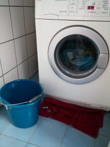 onderhouden wasmachine - lekkage wasmachine