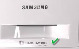 Garantie op motor Samsung wasmachine