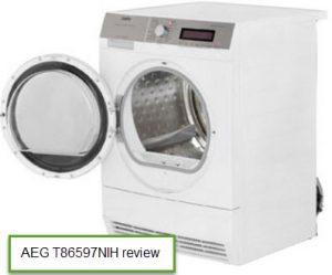 Uitgebreide AEG T86597NIH review in de praktijk