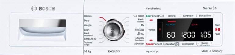 Uitgebreide Bosch WAW32592NL review door de redactie