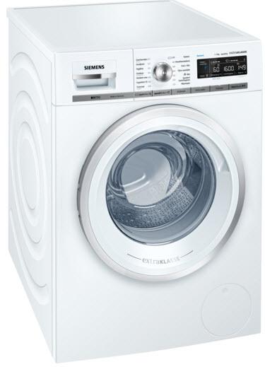 Favoriete Siemens WM16W592NL review - Wasmachine Pagina EQ75