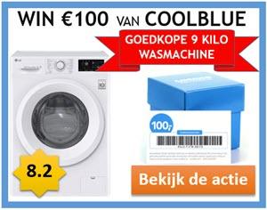 100euro korting Coolblue