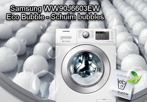 Eco Bubbles levert prima schone was