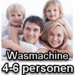 wasmachine 9 kilo of meer - gezin met kinderen