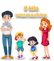 zuinige 9 kilo wasmachines voor gezinnen