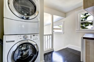 Wasmachine op zolder? Voorkom een waterlekkage