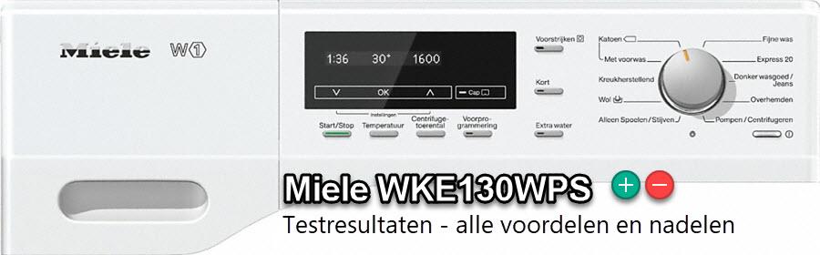 Miele WKE 130 WPS review met uitleg over alle opvallende bijzonderheden