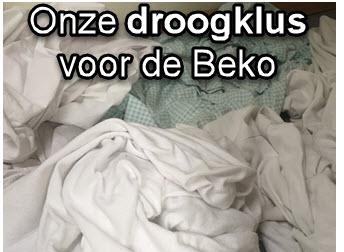 Droogtest met de Beko was-droogcombinatie