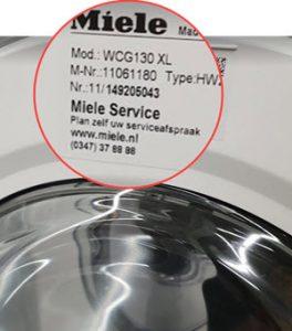 Voor wie is dit de ideale Miele wasmachine?