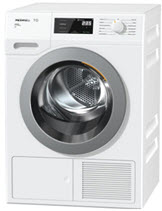 De Miele TCH 630 WP ECO XL - nr1 warmtepompwasdroger (9 kilo)