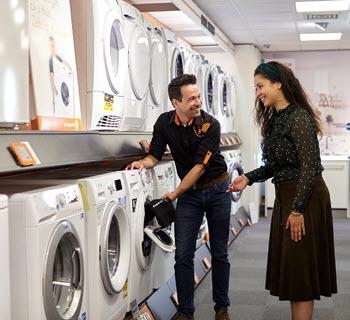 Actuele Expert wasmachine aanbiedingen op een rij