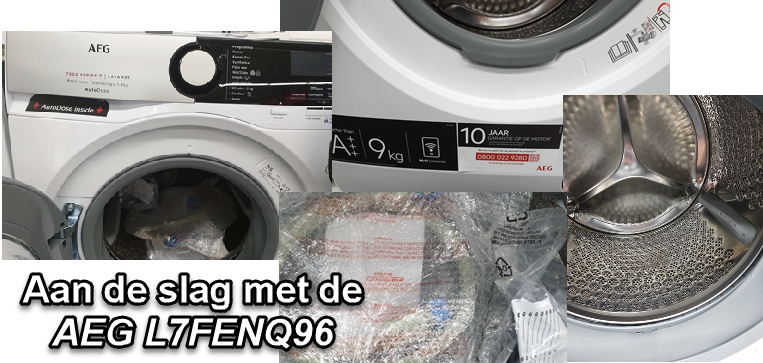 test, bevindingen en ervaringen WasmachinePagina redactie