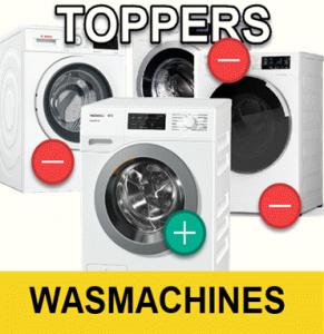 top 10 met de beste wasmachines van 2020