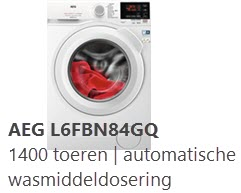 alternatief 2 is deze AEG L6FBN84GQ