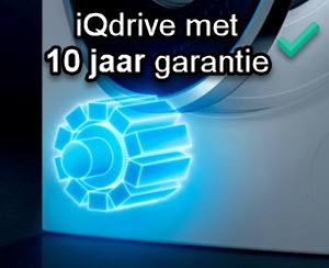 iQdrive koolborstelloze motor