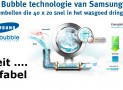 Samsung Eco Bubble…kopen of niet?