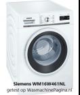 Siemens WM16W461NL review een aanbiedingen